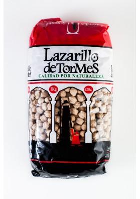Garbanzo Castellano, celofán 1 kg.